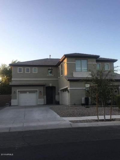 Goodyear Single Family Home For Sale: 15318 W Madison Street
