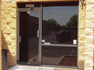 Scottsdale Commercial Lease For Lease: 7302 E Helm Drive #2004