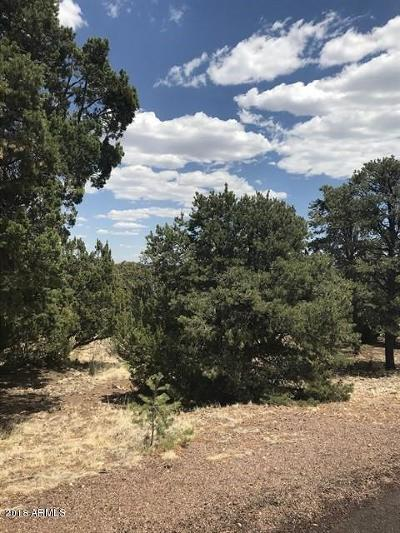 Heber AZ Residential Lots & Land For Sale: $47,200