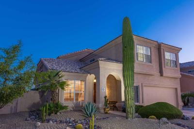 Fountain Hills Single Family Home For Sale: 16141 E Glenview Drive
