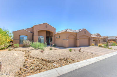 Cave Creek Single Family Home For Sale: 5705 E Sleepy Ranch Road
