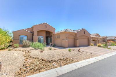 Cave Creek Single Family Home For Sale: 5705 E Sleepy Ranch Road