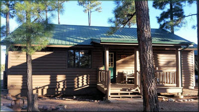 Overgaard Single Family Home For Sale: 2727 High Pine Loop