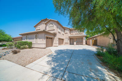 Tolleson Single Family Home For Sale: 10432 W Albeniz Place