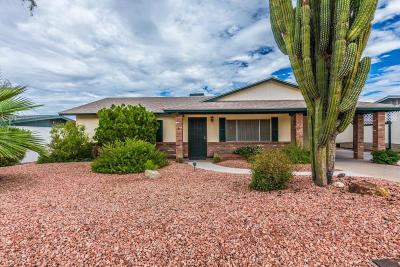 Phoenix Single Family Home For Sale: 15607 N 20th Street