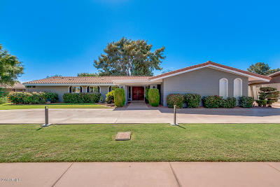 Litchfield Park Single Family Home For Sale: 1136 N Villa Nueva Drive