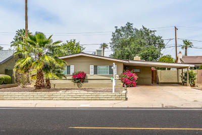 Phoenix Single Family Home For Sale: 4114 E Campbell Avenue