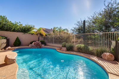 Scottsdale Single Family Home For Sale: 12325 E Poinsettia Drive