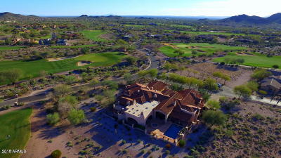Superstition Mountain Single Family Home For Sale: 7312 E Cottonwood Drive