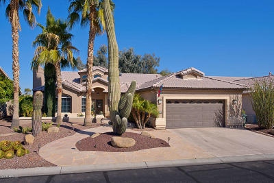 Goodyear Single Family Home For Sale: 15414 W Fairmount Avenue