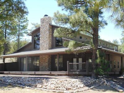 Heber Single Family Home For Sale: 3372 Stone Bridge Trail