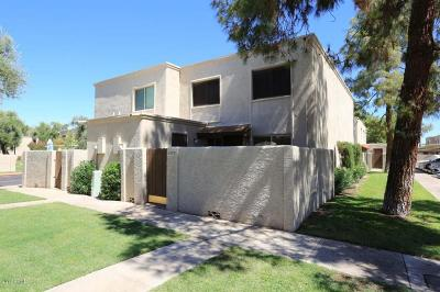 Scottsdale Condo/Townhouse For Sale: 4175 N 81st Street