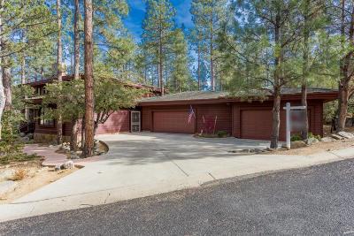 Prescott AZ Single Family Home For Sale: $875,000