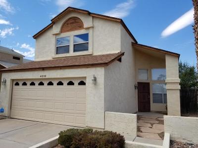 Glendale AZ Single Family Home For Sale: $264,900