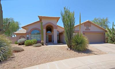 Cave Creek Single Family Home For Sale: 4406 E Barwick Drive