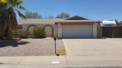 Single Family Home For Sale: 6524 S Roosevelt Street