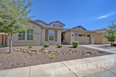 Gilbert Single Family Home For Sale: 3650 E Blue Spruce Lane