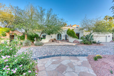 Paradise Valley Single Family Home For Sale: 4754 E Valley Vista Lane