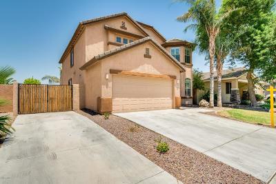 Goodyear Single Family Home For Sale: 15288 W Windward Avenue