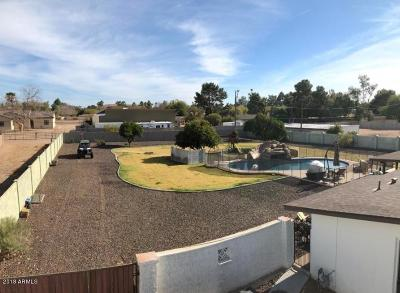 Scottsdale Single Family Home For Sale: 10801 N 68th Street