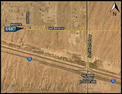 Residential Lots & Land For Sale: 29907 W Melvin Street