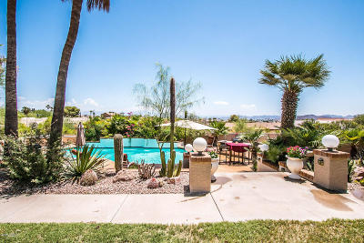 Fountain Hills Single Family Home For Sale: 11409 N Buffalo Drive