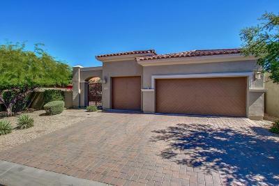 Scottsdale Single Family Home For Sale: 7470 E Camino Rayo De Luz Drive
