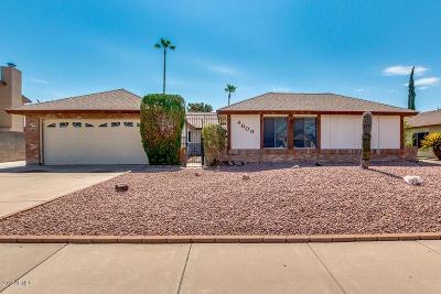 Glendale AZ Single Family Home For Sale: $285,000