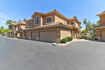 Mesa Apartment For Sale: 6535 E Superstition Springs Boulevard #162