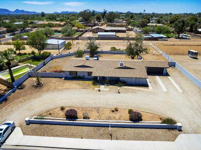 Scottsdale Single Family Home For Sale: 13416 N Hayden Road