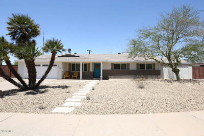 Single Family Home For Sale: 3112 N 80th Place