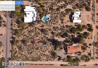 Scottsdale Residential Lots & Land For Sale: 27003 N 64th Street