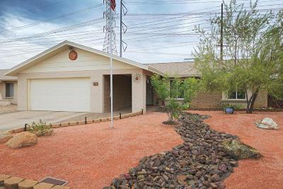 Single Family Home For Sale: 737 W Peralta Avenue
