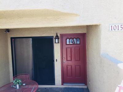 Tempe Apartment For Sale: 850 S River Drive #1015