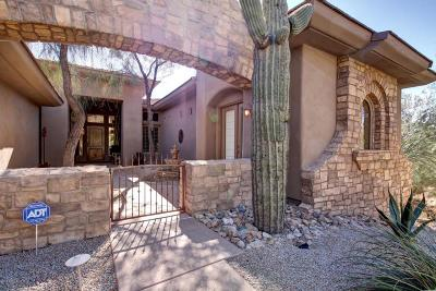 Scottsdale Single Family Home For Sale: 14291 E Coyote Road