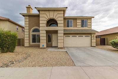 Goodyear Single Family Home For Sale: 16909 W Mesquite Drive