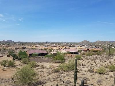 Queen Creek Residential Lots & Land For Sale: 31500 N Gary Road