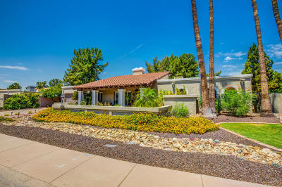 Tempe Single Family Home For Sale: 8250 S Taylor Drive