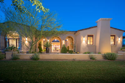 Scottsdale Single Family Home For Sale: 18931 N 97th Place