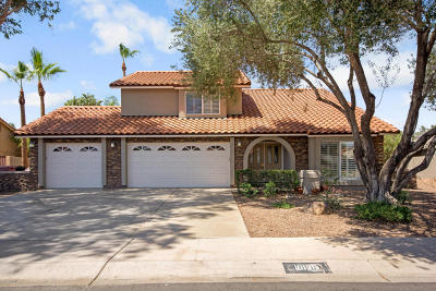 Scottsdale Single Family Home For Sale: 10130 E Becker Lane