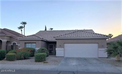 Phoenix Single Family Home For Sale: 15432 S 46th Place
