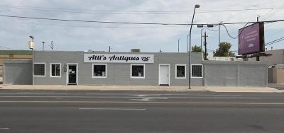 Mesa Commercial Lease For Lease: 326 W Southern Avenue