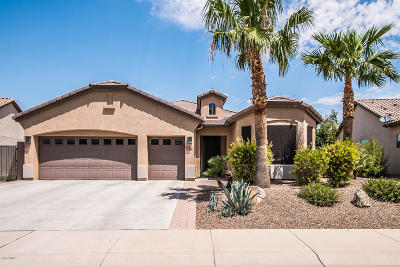 Eloy Single Family Home For Sale: 5432 N Comanche Drive