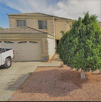 El Mirage Single Family Home For Sale: 12913 N 123rd Drive