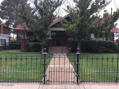 Douglas Single Family Home For Sale: 914 E Avenue Avenue