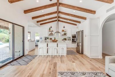 Scottsdale Single Family Home For Sale: 7742 E Charter Oak Road