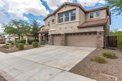 Buckeye Single Family Home For Sale: 20805 N 260th Lane