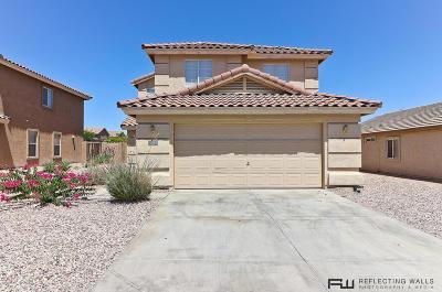 Buckeye Single Family Home For Sale: 21 N 226th Lane