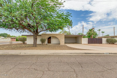 Phoenix Single Family Home For Sale: 3602 E Altadena Avenue