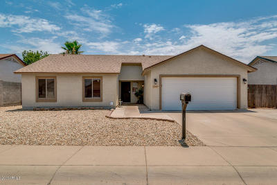 Glendale AZ Single Family Home For Sale: $260,000